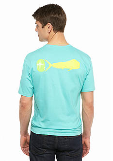 Guy Harvey Short Sleeve Torpedo Graphic Tee