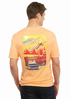 Guy Harvey Short Sleeve Long Day Graphic Tee