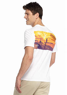 Guy Harvey Short Sleeve Walk the Plank Graphic Tee