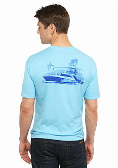 Guy Harvey Short Sleeve Money Pit Graphic Tee