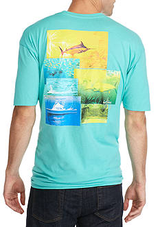 Guy Harvey New Dawn Graphic Tee