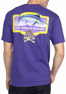 Guy Harvey Short Sleeve East Carolina University Masters Graphic Tee