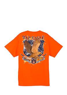 Guy Harvey Auburn War Eagle Short Sleeve T-Shirt