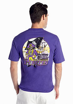 Guy Harvey® Guy Harvey University of East Carolina Pirates SS Tee