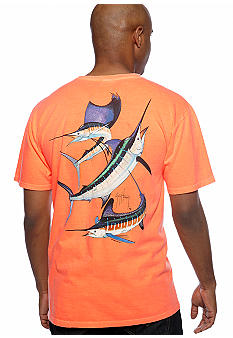 Guy Harvey Grand Slam Neon Tee