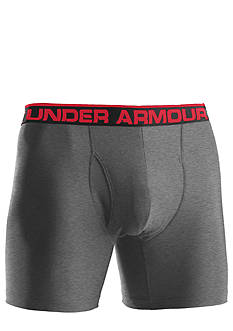 Under Armour 6 Boxer Jock Briefs