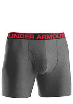 Under Armour 6 Boxer Jock Briefs