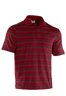 Under Armour Stripe Performance Polo