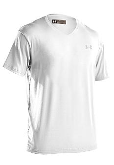 Under Armour® Charged Cotton V-Neck Tee