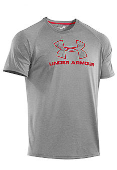 Under Armour® UA Geo Logo Graphic Tee