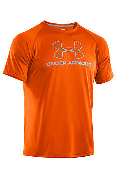 Under Armour Geo Logo Short Sleeve Tee