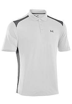 UA Performance Colorblock Polo