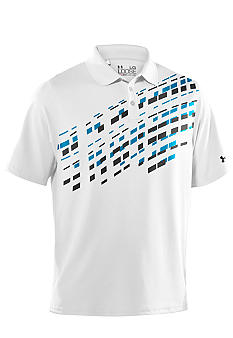 Under Armour UA Performance Boxes Graphic Polo