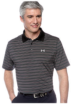 Under Armour UA Performance Stripe Polo