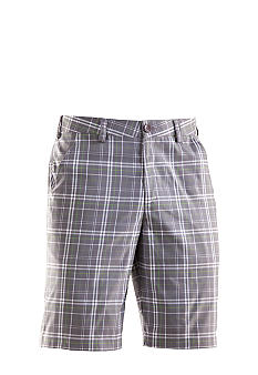 Under Armour Forged Plaid Shorts
