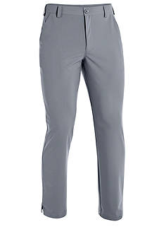 Under Armour® Slim Fit Bent Grass 2.0 Flat Front Pants
