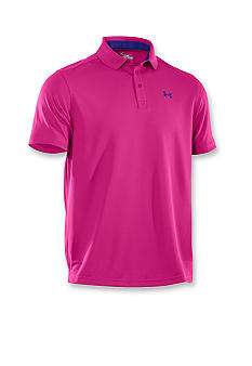 Under Armour UA Fade Solid Pique Polo