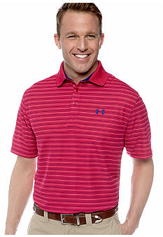 Under Armour UA Draw Stripe Pique