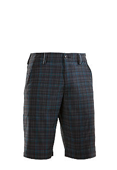 Under Armour UA Dance Floor Plaid Shorts