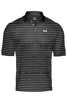 Under Armour UA Embossed Stripe Polo