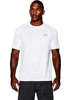 Under Armour Tech Patterned Sleeve Tee