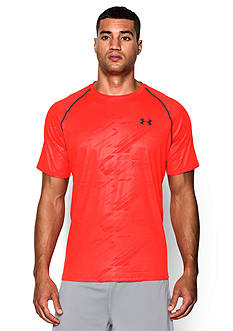 Under Armour Men's UA Tech Novelty Short Sleeve Tee