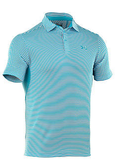 Under Armour coldblack Optic Stripe Polo