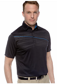 Under Armour UA Performance Linear Graphic Polo