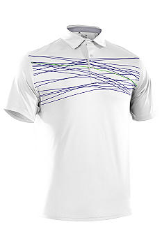 Under Armour Under Armour Performance Linear Graphic Polo