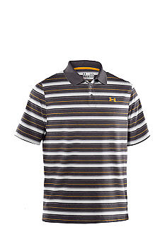 Under Armour UA Heather Stripe Polo