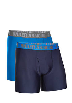 Under Armour HeatGear® Performance 6 Boxerjock® Boxer Briefs 2-Pack