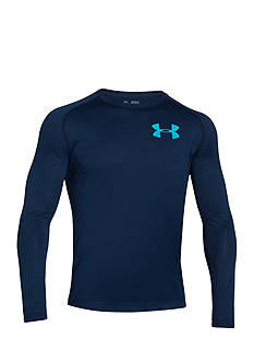 Under Armour® Core Long Sleeve Sleeve Graphic Tee