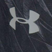 Basketball Clothes for Men: Stealth Gray/Black Under Armour 10-in. Raid Printed Short