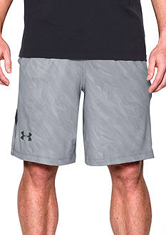 Under Armour 10-in. Raid Printed Short