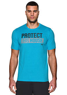 Under Armour Charged Cotton® PTH® Graphic Tee