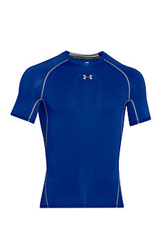 Under Armour Men's Short Sleeve HeatGear Arm Compression Tee