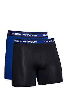 Under Armour Mesh Performance 6 Boxerjock® Boxer Briefs 2-Pack