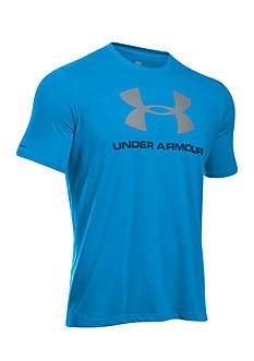 Under Armour Sportstyle Logo Tee