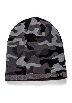 Under Armour 2-Way Camo Beanie Hat