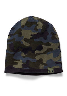 Under Armour 2-Way Camo Beanie Hat