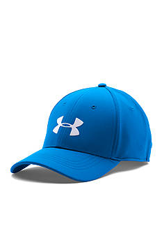 Under Armour Men's Gold Headline Stretch Fit Cap