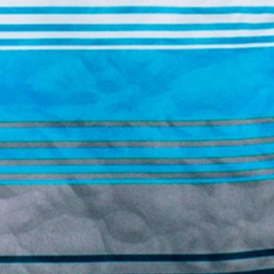 Mens Athletic Swimwear: Electric Blue Under Armour Reblek Board Shorts