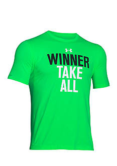 Under Armour Winner Take All Graphic Tee