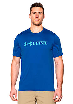 Under Armour I Fish Graphic Tee