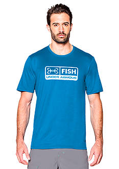Under Armour Fish Tech Short Sleeve Graphic Tee