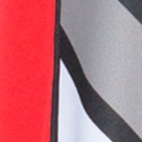 Under Armour: Rocket Red/Blk/Black Under Armour Select Basketball Shorts