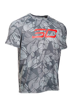 Under Armour SC30 Logo Graphic Tee
