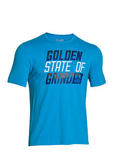 Under Armour SC30 Golden State Of Grind Graphic Tee