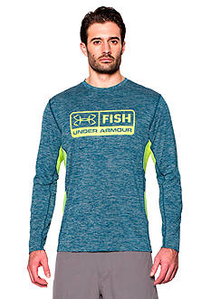 Under Armour Fish Hunter Long Sleeve Graphic Tee