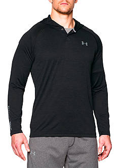 Under Armour Tech™ Popover Henly Long Sleeve Shirt